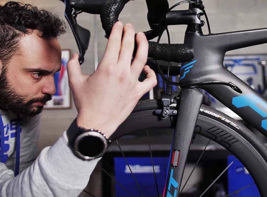 Servizio di Bike fitting
