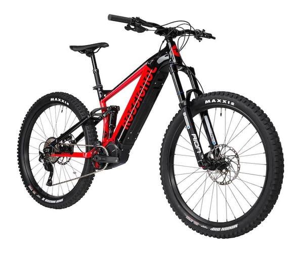 Bici elettrica e bike