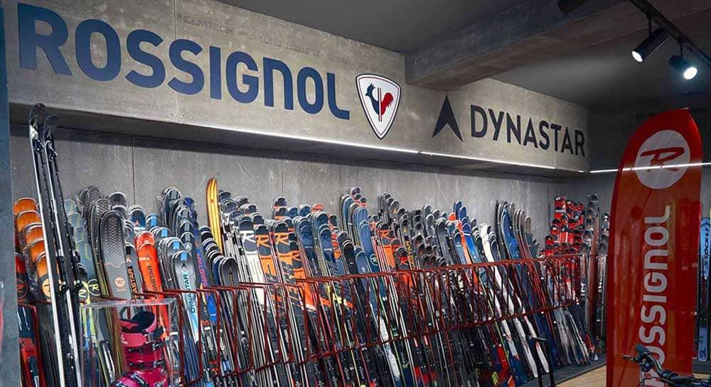 Rossignol Pro-Shop in Italia