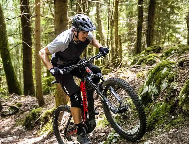 Rossignol E-bike full suspensions
