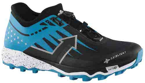 Scarpe Trail Running Raidlight Revolutiv Blu