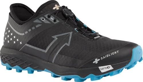 Scarpe Trail Running Raidlight Revolutiv Nero