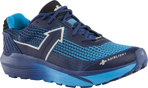 Scarpe Trail Running Raidlight Responsiv Ultra Blu