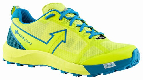 Scarpe Trail Running Raidlight Responsiv XP Lime