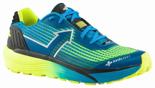 Scarpe Trail Running Raidlight Responsiv Ultra Azzurro