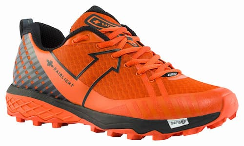 Scarpe Trail Running Raidlight Responsiv Dynamic Arancione