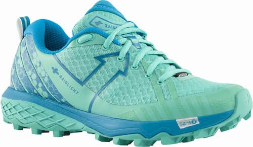Scarpe Trail Running Raidlight Responsiv Dynamic Donna Azzurro