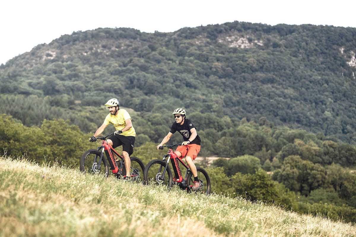 Mountain Bike elettrica come funziona