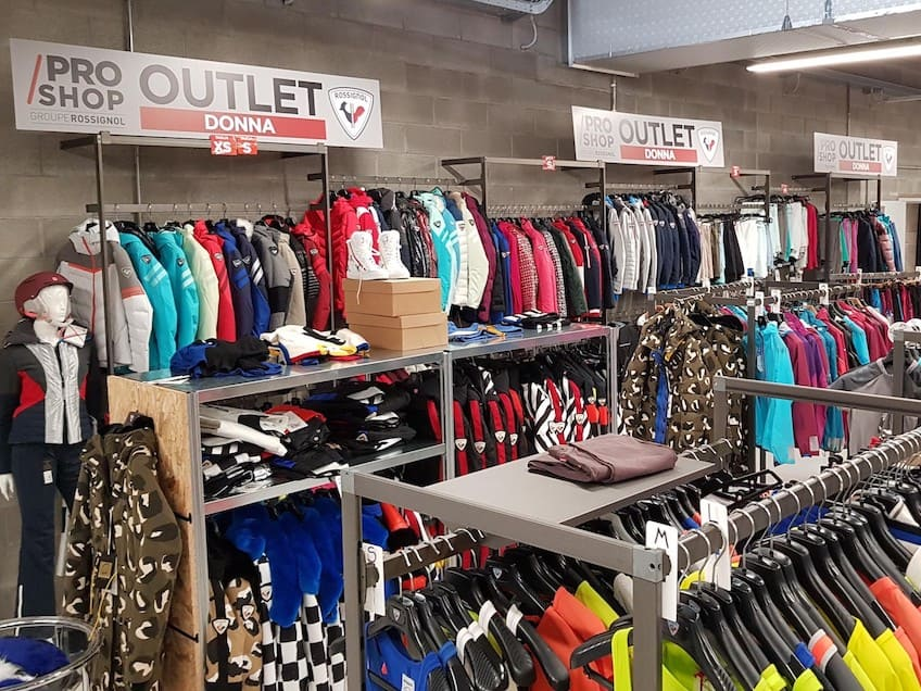 Outlet sci